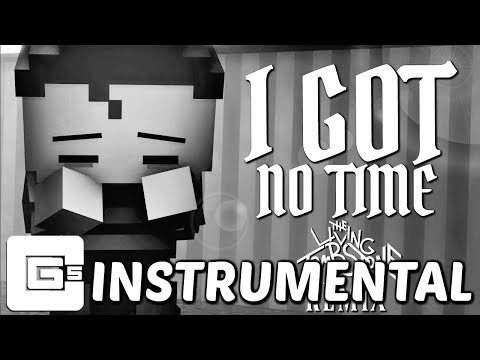 FNAF 4 REMIX ▶ The Living Tombstone - I Got No Time [Instrumental] | CG5