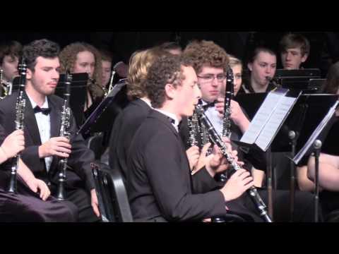 Lindbergh High School  Spring Concert  Concert Band  April 27, 2017