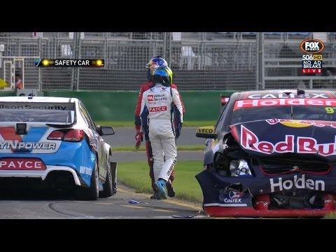 2017 Supercars - Albert Park - Race 2 [HD]