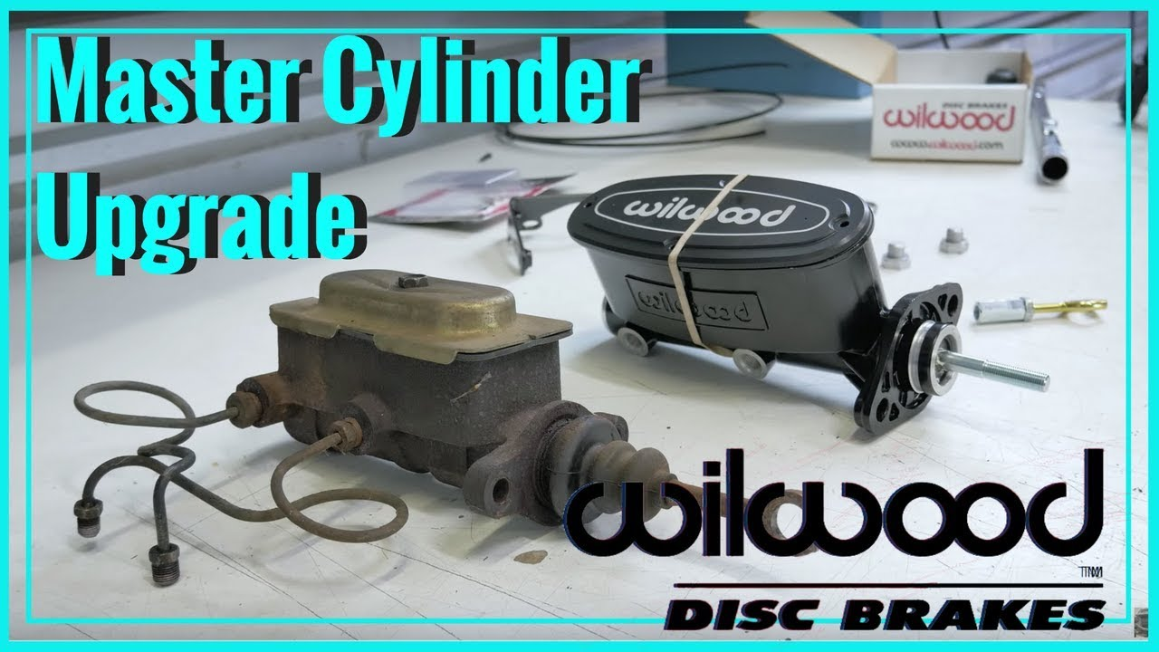 Ford Mustang Wilwood Master Cylinder Install