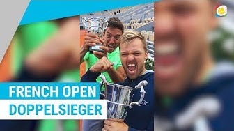 Die French Open Doppelsieger! | Stachis Welt | myTennis