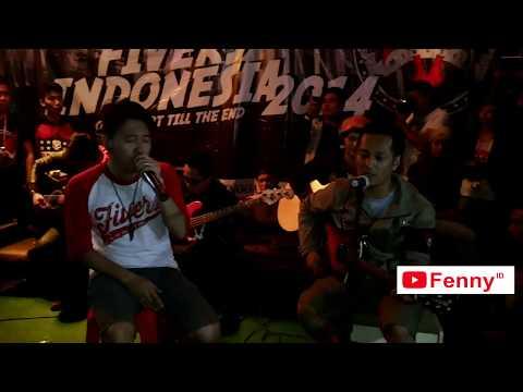 Five Minutes - Terdampar Dihatimu (Akustikan dalam Acara Jambore Fivers Indonesia 2014)