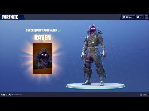 HOW TO GET THE RAVEN SKIN FOR FREE IN FORTNITE!