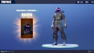 how-to-get-the-raven-skin-for-free-in-fortnite
