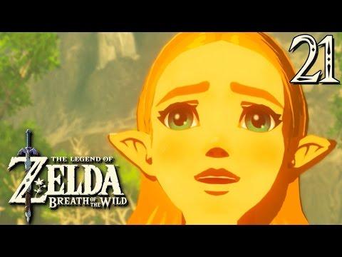 Zelda Breath of the Wild #21 : LE RÉVEIL DE GANON !