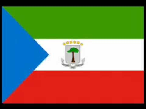 NATIONAL ANTHEM OF EQUATORIAL GUINEA [2012 AFRICA CUP OF NATIONS]