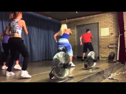 Zumba Unity Team Australia – Brazilian Funk (avail on iTune