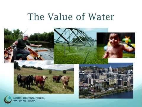 Managing Water Supply: Resources for Education, Engagement, and Research: The Current Webinar 1