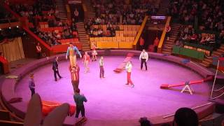 Цирк. Падение артиста с высоты!!! Circus. Fall from height Artist!!