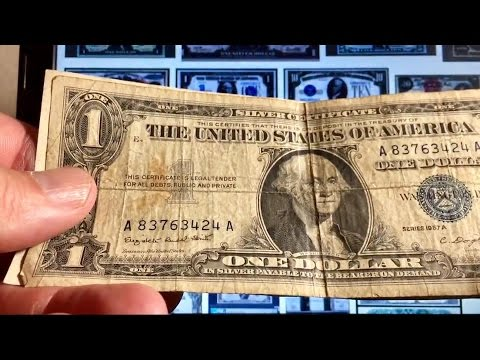 Top 5 Valuable Paper Currency Bills Still Found In Circulation Today! LIVE BILL SEARCH!!!