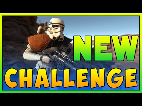 Star Wars Battlefront - Community Challenge / Lego Force Awakens Deluxe Edition!