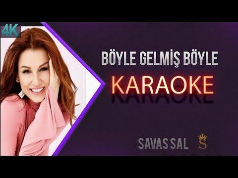 Böyle Gelmiş Böyle Geçer Dünya Karaoke 4K