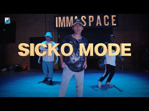 SICKO MODE- TRAVIS SCOTT- JULIAN DEGUZMAN CHOREOGRAPHY
