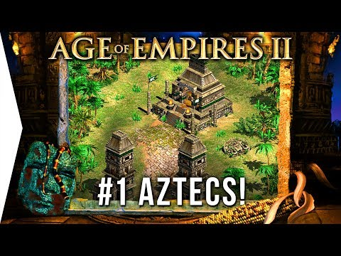 The Gods Demand SACRIFICE! - Age Of Empires 2 HD ► #1 Reign Of Blood - [AoE Aztec Campaign Gameplay]