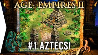 The Gods Demand SACRIFICE! - Age of Empires 2 HD ► #1 Reign of Blood - [Aztec Campaign Gameplay]