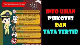 Download APA YANG HARUS DI PERSIAPKAN SAAT PSIKOTES DAN TATA TERTIB PSIKOTES - SIPENCATAR 2019 Mp3 and Videos