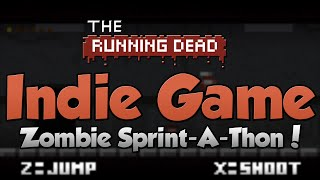 ZOMBIE SPRINT-A-THON! [The Running Dead] [HD]