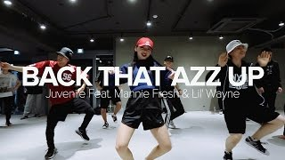 Back That Azz Up - Juveniles (ft.Mannie Fresh & Lil Wayne) / Sori Na Choreography