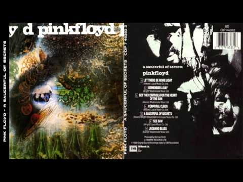 Pink Floyd - A Saucerful of Secrets Album Discography