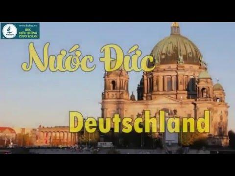 Giới thiệu về nước Đức