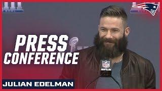 Julian Edelman on Super Bowl LIII MVP award: