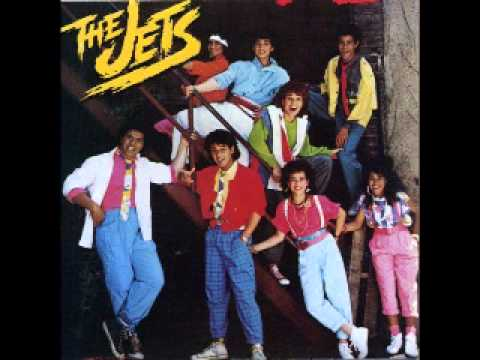 The Jets - Crush On You (Extended Dance Version)