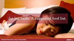Melatonin Rich Foods to Help You Sleep Better