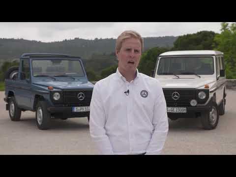 Classic Insight Mercedes-Benz G-Klasse - Interview Dennis Heck
