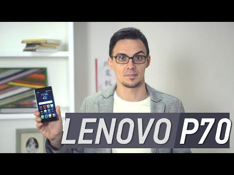 Lenovo P70: обзор смартфона