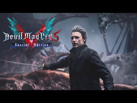 Devil May Cry 5 Special Edition - Tráiler de Lanzamiento - Subtitulado en Español | PS5 jugar