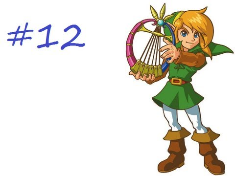 Let's Play Legend of Zelda: Oracle of Ages (Linked) #12 - A Noble Upgrade
