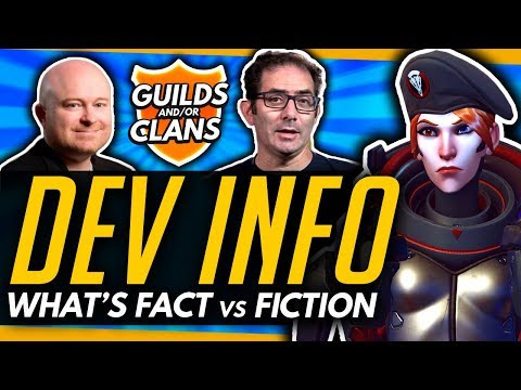 Overwatch | ACTUAL Info on More Heroes, Guilds/Clans & More - Dispelling A Bad Leak thumbnail