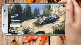 how to download Spintires on Android.(GAME LINK IN DESCRIPTION)||100% working