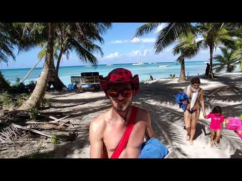 Repubblica Dominicana, Isla Saona. parte 2