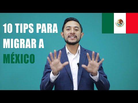 10 tips para emigrar a México | Migrar a México 2020