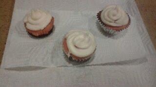 Neapolitan Cupcakes [collin's Kitchen]