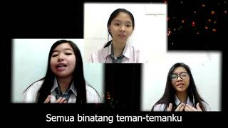 I Like The Roses - Plu Village Songs - cover by SMK TRI RATNA