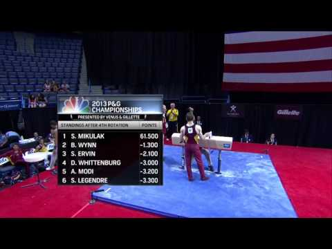 2013 P&G Gymnastics Championships - Men - Day 1 (NBC Sports Network)