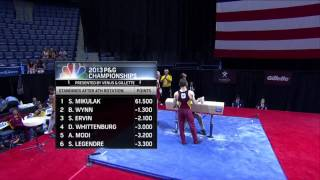 2013 P&G Gymnastics Championships - Men - Day 1 (NBC Sports Network)
