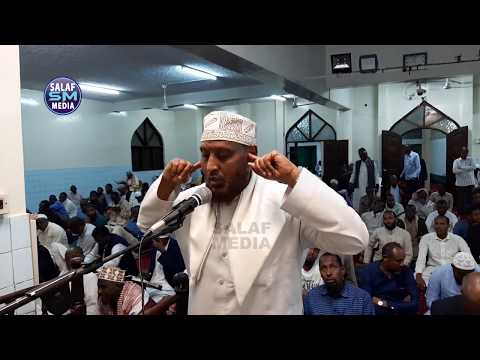 Sh Xusen wuxuu mu adin yahay in kabadan 30 sano (Masjidka 6ka islii Nairobi)