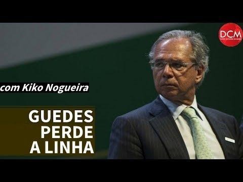 Caso Paulo Guedes e vídeo de bastidores do G7 consolidam a imagem do Brasil como pária