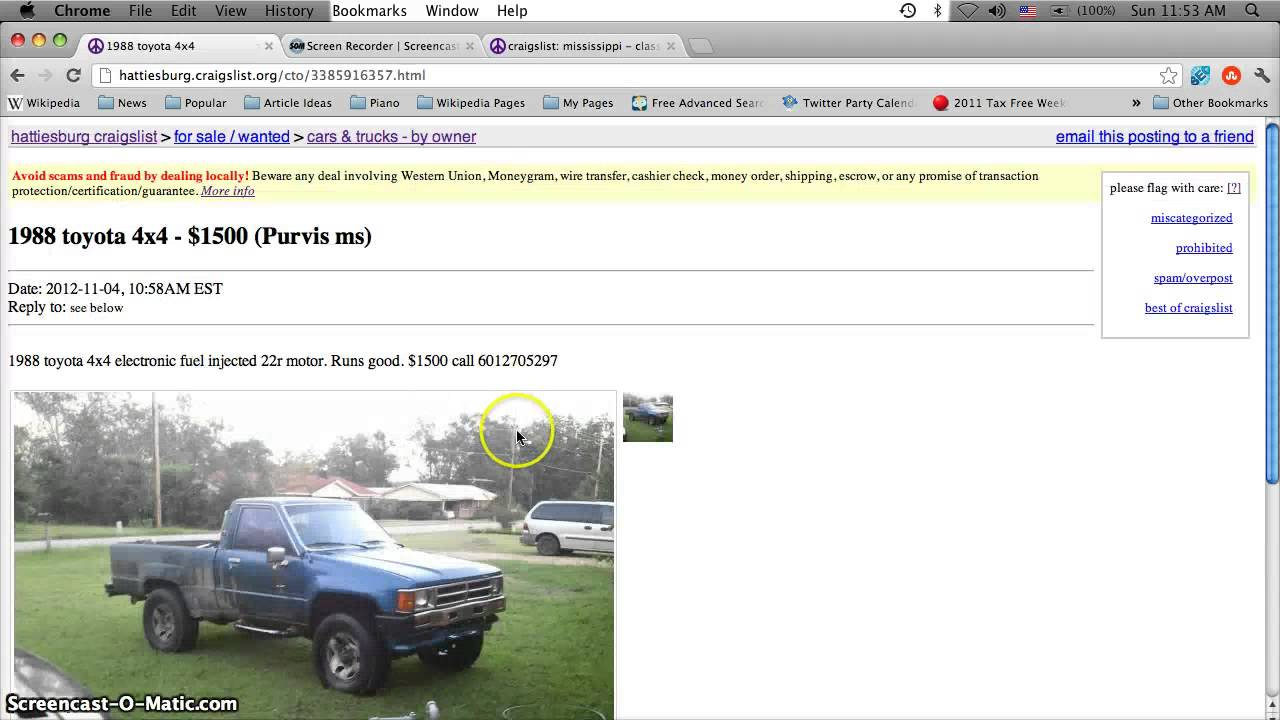 Craigslist Western Ky Cars And Trucks
