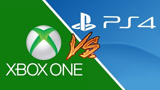 Xbox One vs. Sony PS4 - [RAP BATTLE]