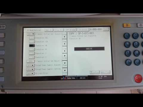Ricoh 6000 service mode   FunnyDog TV
