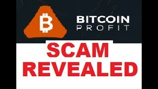 Cover images BTC Profit Now.Online (SCAM REVEALED!!!)