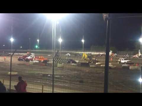 8-17-19 Badger midgets Sycamore Speedway