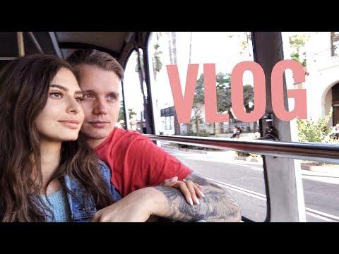 VLOG Санта Барбара, Калифорния 🚗 Путешествия по Америке - Cмотреть видео онлайн с youtube, скачать бесплатно с ютуба
