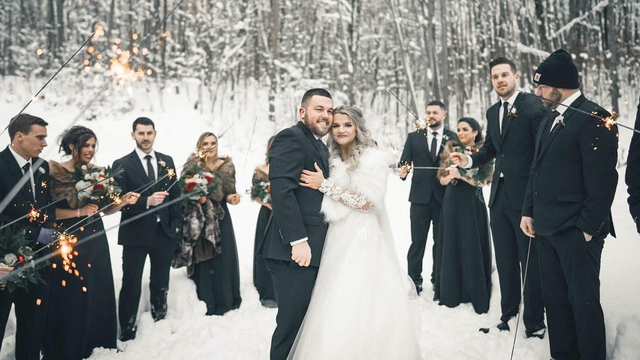 Download Megan & Troy - A Winter Wedding Film