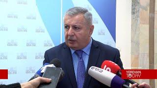 Գնումների գաղտնությունը կոռուպցիոն ռիսկեր է պարունակում․ Սերգեյ Բագրատյան