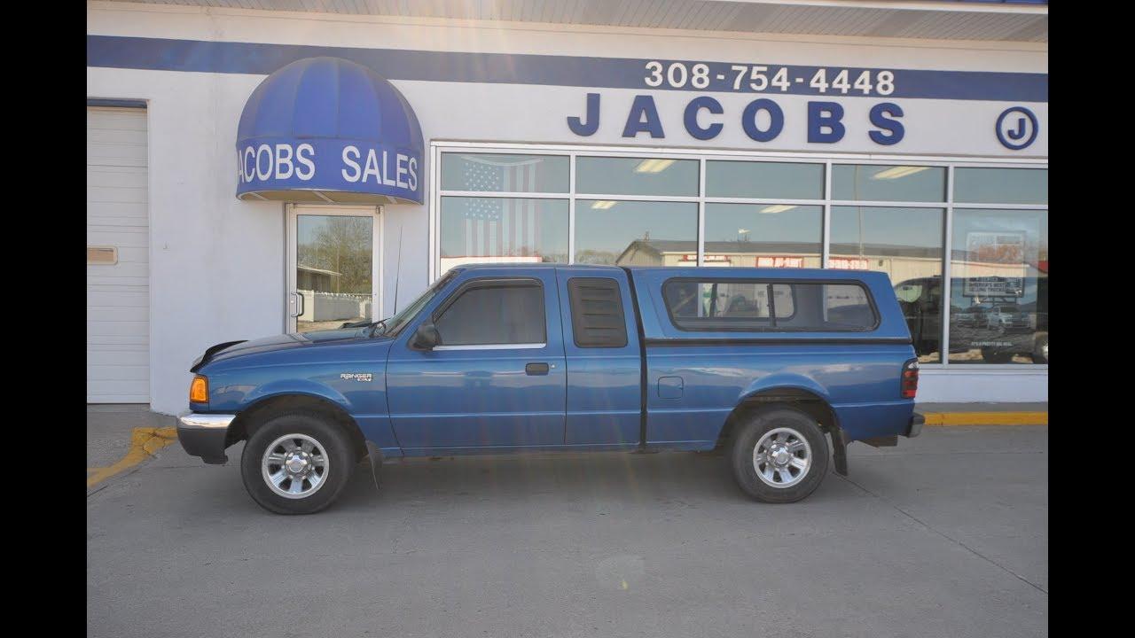 2001 ford ranger xlt 3 0l v6
